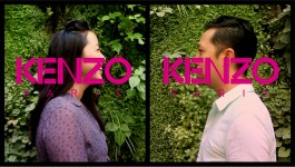 KENZO PRESENTATION VIDEO
